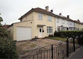 Thumbnail 3 bed end terrace house for sale in Greystoke Avenue, Southmead