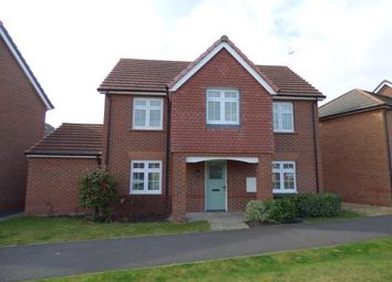 Thumbnail 4 bed detached house for sale in Hardwick Drive, Gwersyllt, Wrexham, Wrecsam