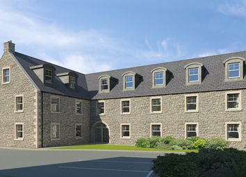 Thumbnail 2 bed flat for sale in High Street, Kinross