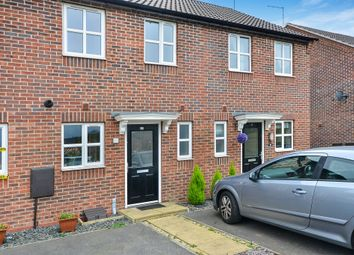 Thumbnail 2 bed town house for sale in Merlin Road, Mansfield Woodhouse, Mansfield