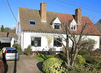 Thumbnail 3 bed semi-detached house for sale in Epping Road, Toot Hill, Ongar