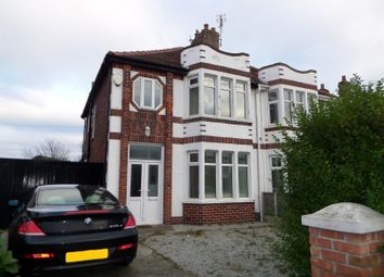 Thumbnail 3 bed semi-detached house to rent in Devonshire Road, North Shore, Lancashire