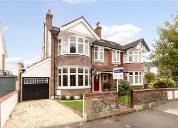 Thumbnail 5 bed semi-detached house for sale in Carbery Avenue, Ealing Common