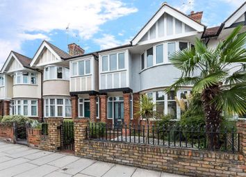 Thumbnail 4 bed terraced house for sale in St. Margarets Road, St Margarets, Twickenham