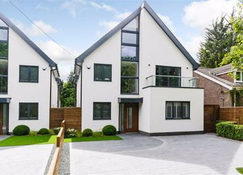 Thumbnail 5 bed detached house to rent in Upland Drive, Brookmans Park, Hertfordshire