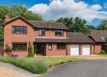 4 bed detached house for sale in Longthorpe House Mews, Bretton, Peterborough PE3