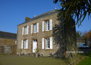 Thumbnail 3 bed property for sale in Saint-Denis-De-Gastines, 53500, France