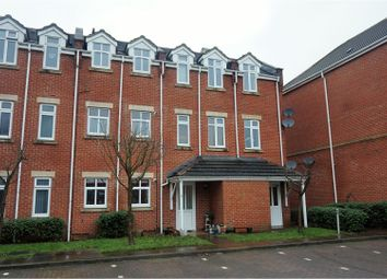 Thumbnail 2 bedroom flat for sale in Five Ways Court, Gornal