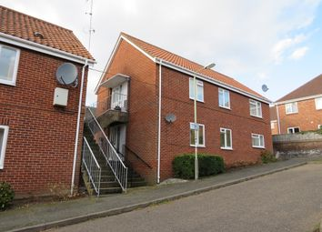 Thumbnail 2 bed flat for sale in Harcourt Close, Norwich