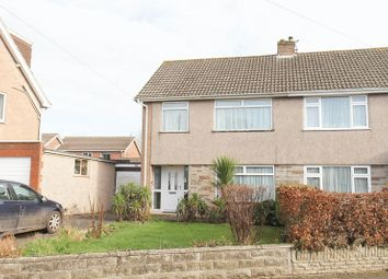 Thumbnail 3 bed semi-detached house for sale in Treefield Road, Clevedon