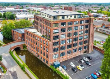 Thumbnail 2 bed flat for sale in Mather Lane, Leigh, Greater Manchester