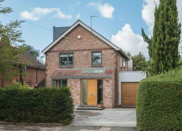 Thumbnail 5 bed detached house for sale in Side Avenue, Hall Road, Bowdon, Altrincham