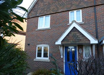 Thumbnail 3 bed property for sale in Pellings Farm Close, Crowborough