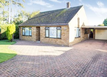 Thumbnail 4 bed detached bungalow for sale in Tothby Lane, Alford