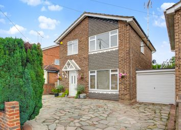 Thumbnail 4 bed link-detached house for sale in Manor Road, Benfleet
