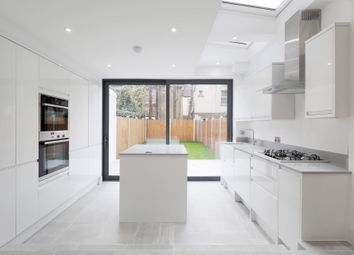 Thumbnail 4 bed terraced house to rent in Lancaster Road, London