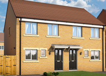 """Thumbnail 3 bed property for sale in """"The Ashby At Metropolitan"""" at Berrington Drive, Westerhope, Newcastle Upon Tyne"""