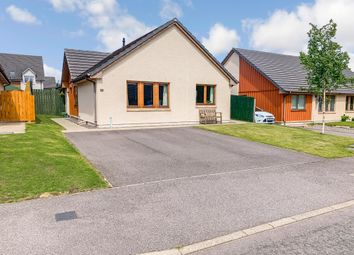 Thumbnail 3 bedroom detached bungalow for sale in Essich Gardens, Inverness