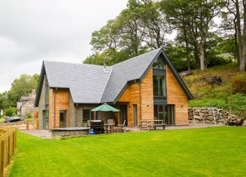 Thumbnail 4 bed detached house for sale in Pitlochry, Pitlochry