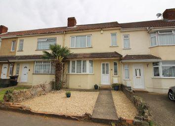 Thumbnail 3 bedroom terraced house for sale in Fermaine Avenue, Brislington, Bristol