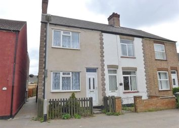Thumbnail 3 bed end terrace house to rent in East Delph, Whittlesey, Peterborough