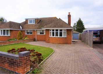 Thumbnail 2 bed semi-detached bungalow for sale in Kerrs Way, Swindon