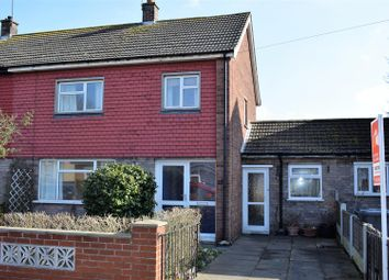 Thumbnail 3 bed semi-detached house to rent in Highfield Grove, Brigg