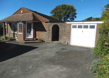 Thumbnail 3 bed detached bungalow to rent in Eldon Road, Eastbourne