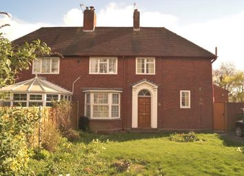 Thumbnail 3 bed semi-detached house for sale in Bromyard Road, St Johns, Worcester