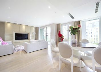 Thumbnail 4 bed property for sale in Ravensbourne Apartments, Fulham Riverside, London