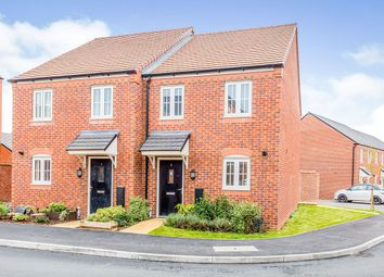 Thumbnail 2 bed semi-detached house for sale in Anderton Close, Sandbach, Cheshire