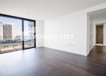 Thumbnail 2 bed flat to rent in Goodman Fields, Catalina House, Aldgate