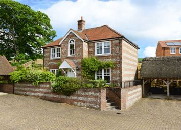 Thumbnail 4 bed detached house for sale in Central Farm Lane, Tolpuddle