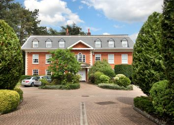 Thumbnail 4 bed flat for sale in Turnberry House, Cross Road, Sunningdale, Berkshire