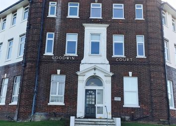 Thumbnail 1 bedroom flat for sale in Palm Bay Avenue, Cliftonville, Margate
