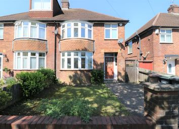 Thumbnail 3 bed semi-detached house to rent in Humberstone Road, Luton