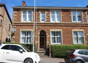Thumbnail 2 bed flat for sale in Lilybank Road, Port Glasgow