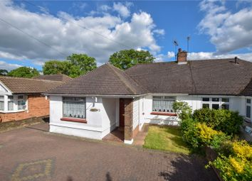 Thumbnail 3 bed semi-detached bungalow for sale in Woodmere Avenue, Watford, Hertfordshire