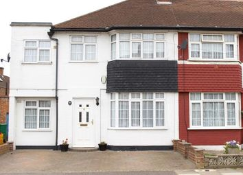 Thumbnail 4 bed semi-detached house for sale in Maypole Crescent, Ilford