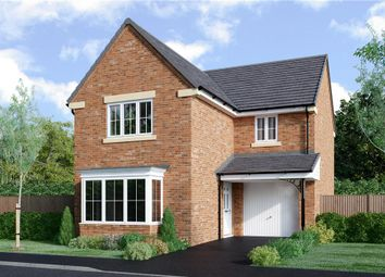 "Thumbnail 3 bed detached house for sale in ""Calder"" at Church Road, Warton, Preston"