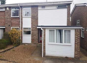 Thumbnail 5 bed semi-detached house to rent in Kemsing Gardens, Canterbury
