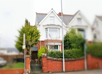 Thumbnail 5 bedroom semi-detached house for sale in Cimla Road, Neath, Neath, West Glamorgan
