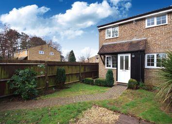 Thumbnail 1 bed terraced house for sale in Ridgehurst Drive, Horsham