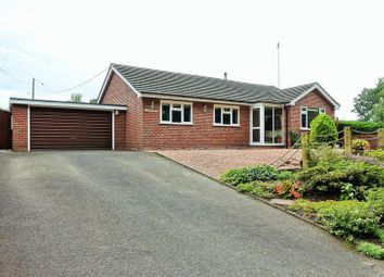 Thumbnail 3 bed detached bungalow for sale in Knighton-On-Teme, Tenbury Wells