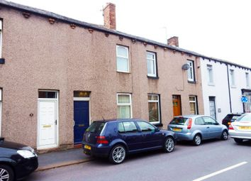 Thumbnail 2 bed terraced house for sale in 6 Boundary Road, Carlisle, Cumbria
