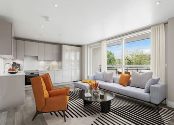Thumbnail 3 bedroom flat for sale in Station Road, New Southgate