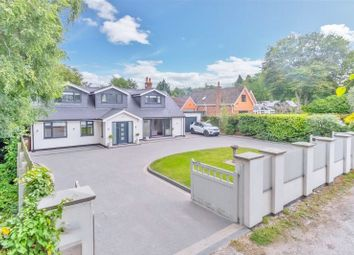 Thumbnail 5 bed detached house for sale in Quaker Lane, Heswall, Wirral