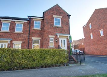 Thumbnail 3 bed terraced house to rent in Kings Avenue, Langley Park, Durham