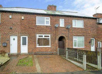 Thumbnail 2 bed terraced house for sale in Margaret Avenue, Sandiacre, Nottingham