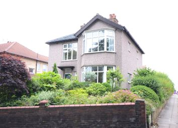 Thumbnail 4 bed detached house for sale in Rose Lane, Mossley Hill, Liverpool